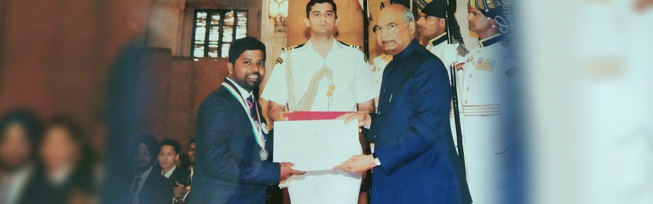 NSS Award-Suragra Kamat